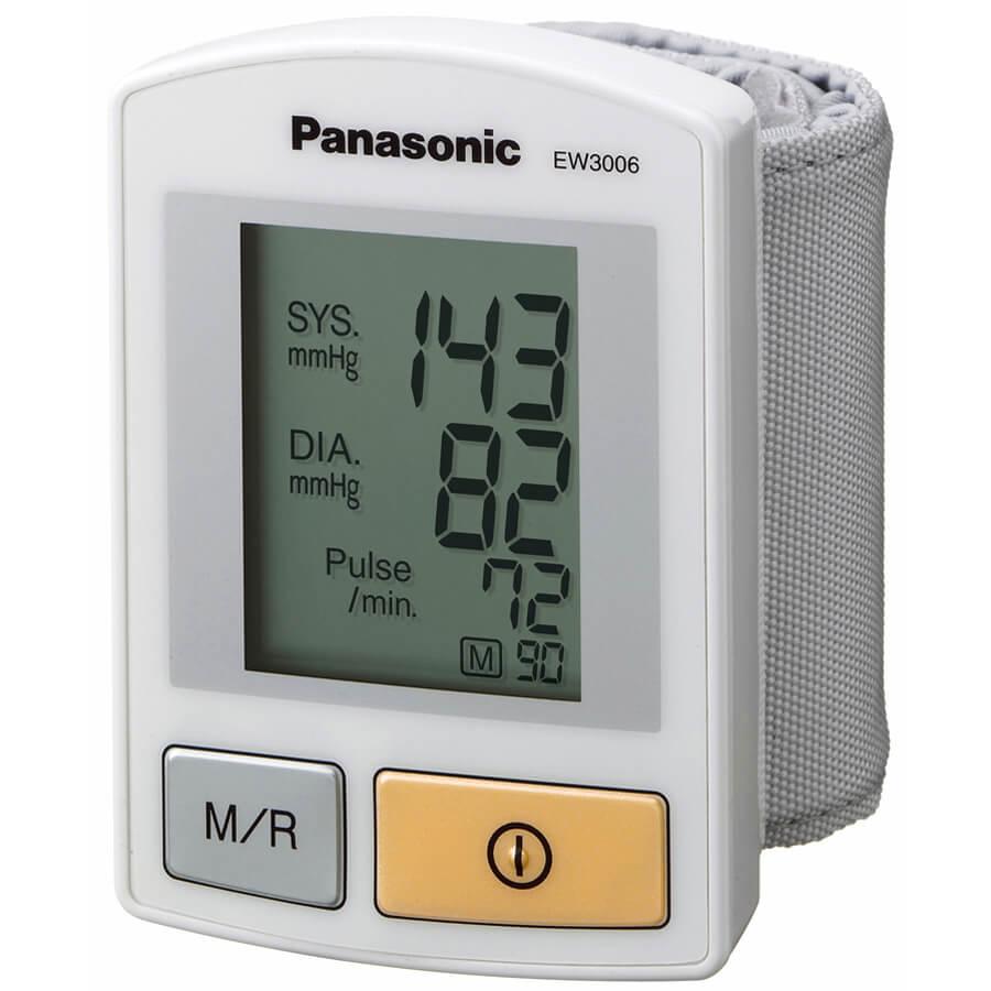 Panasonic verenpainemittari EW3006_1