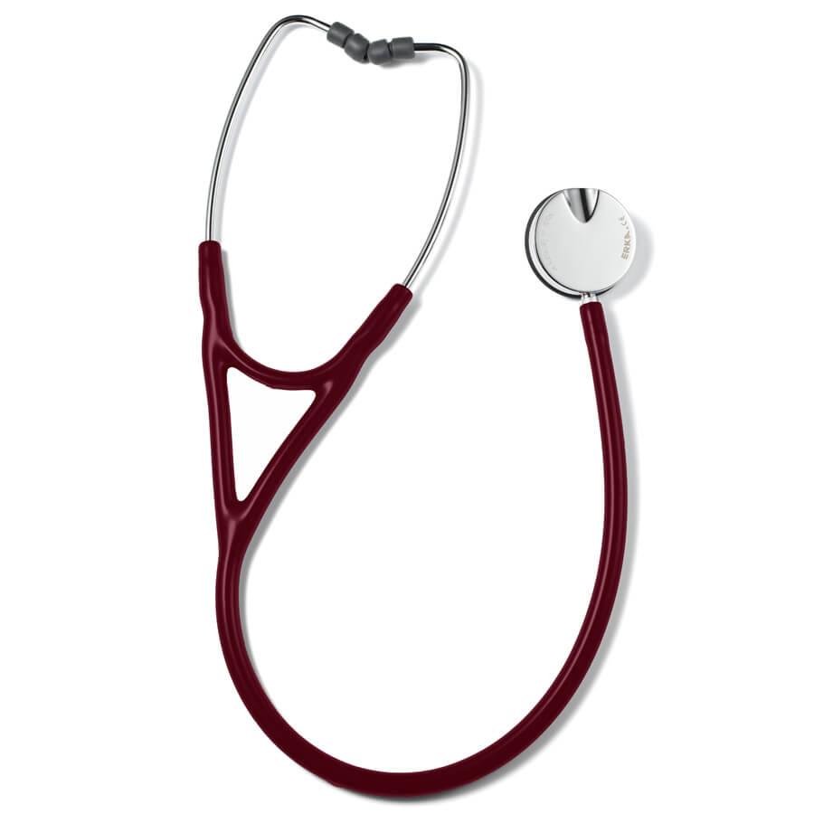 ERKA Classic kardiologinen stetoskooppi viininpunainen