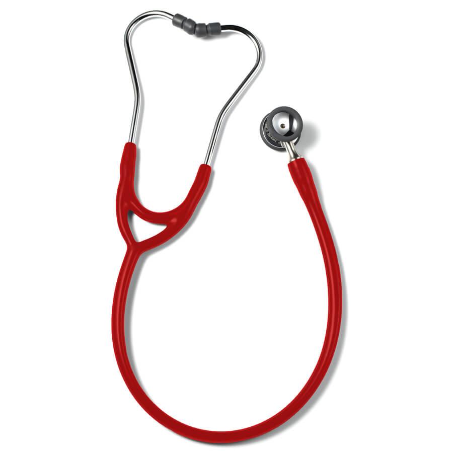 ERKA Finesse pediatrinen stetoskooppi lapsille punainen