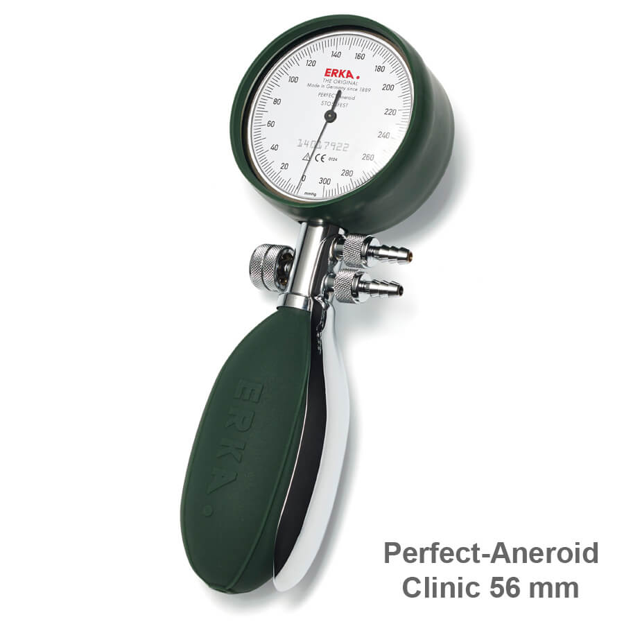 ERKA Perfect Aneroid Clinic verenpainemittari 56 mm