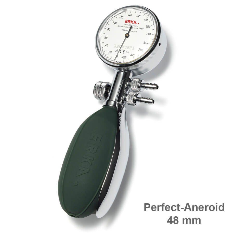 ERKA Perfect Aneroid verenpainemittari 48 mm
