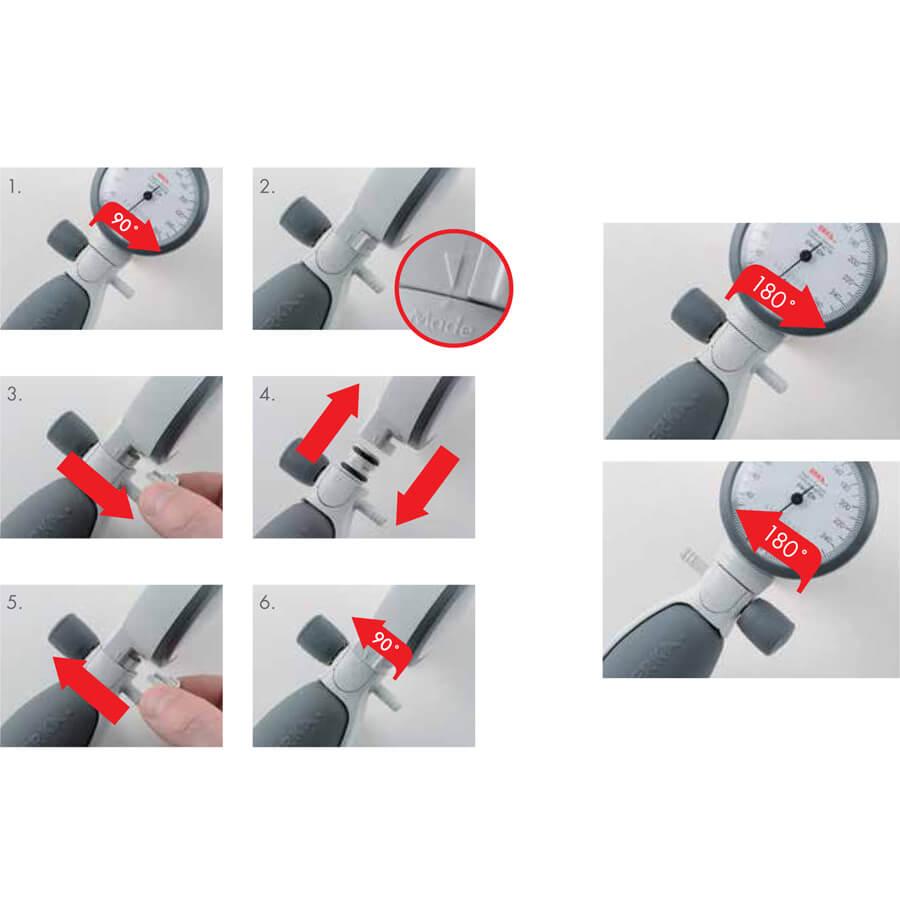 ERKA Switch Comfort verenpainemittari 2