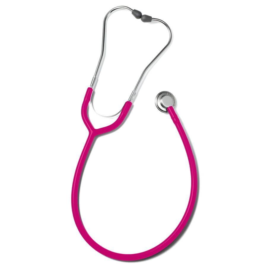 Erkaphon CHILD pediatrinen stetoskooppi lapsille littea vaaleanpunainen