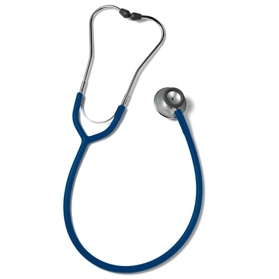 Erkaphon DUO ALU stetoskooppi aikuisille kaksipuolinen tummansininen