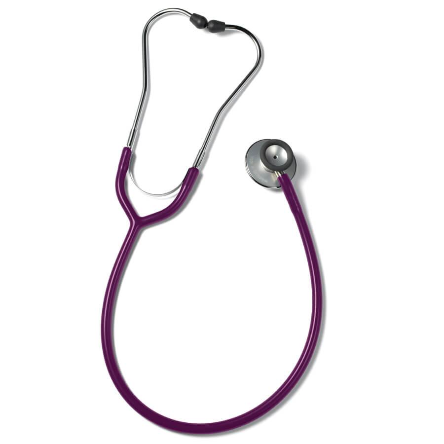 Erkaphon DUO ALU stetoskooppi aikuisille kaksipuolinen violetti
