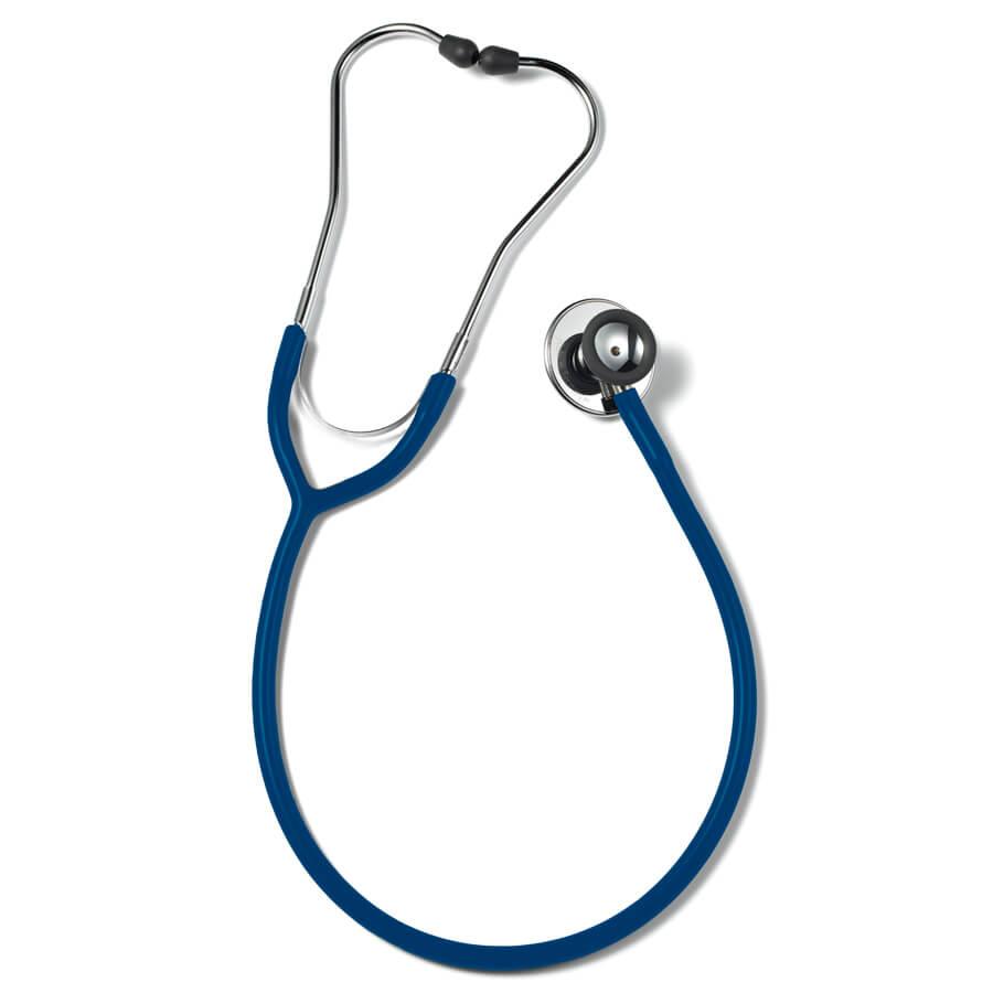 Erkaphon DUO stetoskooppi aikuisille kaksipuolinen tummansininen