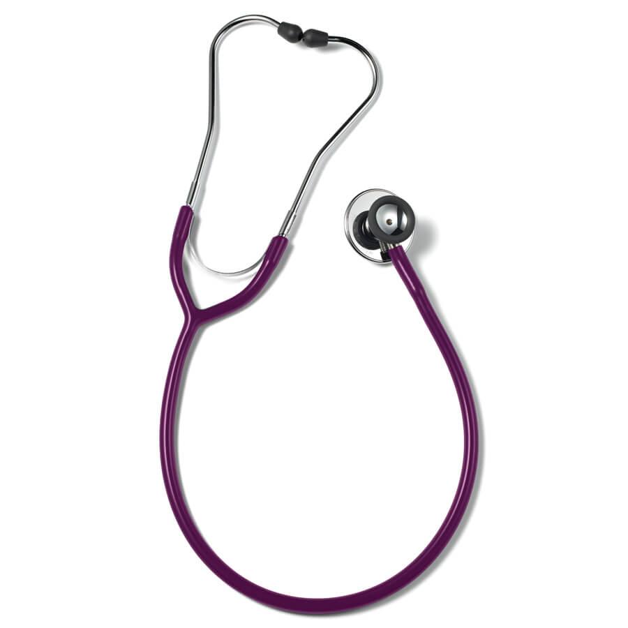 Erkaphon DUO stetoskooppi aikuisille kaksipuolinen violetti