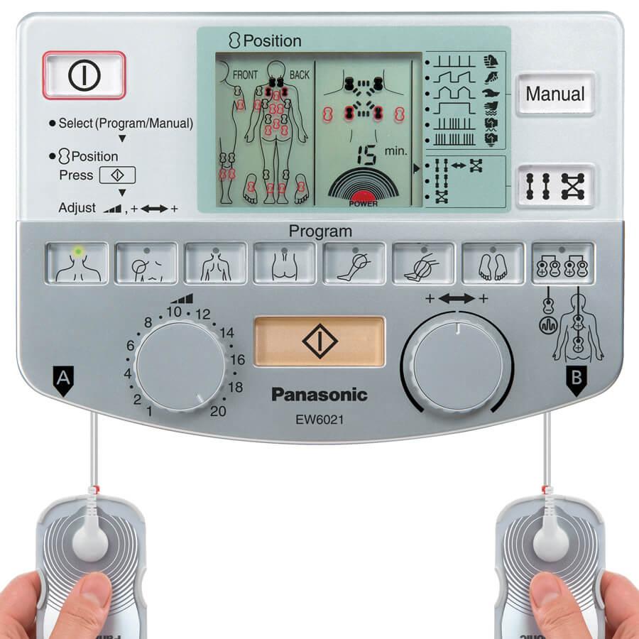 Panasonic TENS EW6021_18