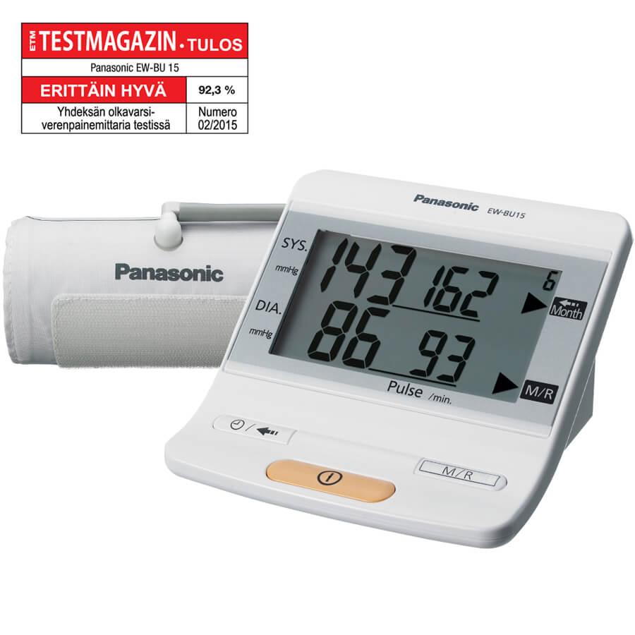 Panasonic verenpainemittari EWBU15_2