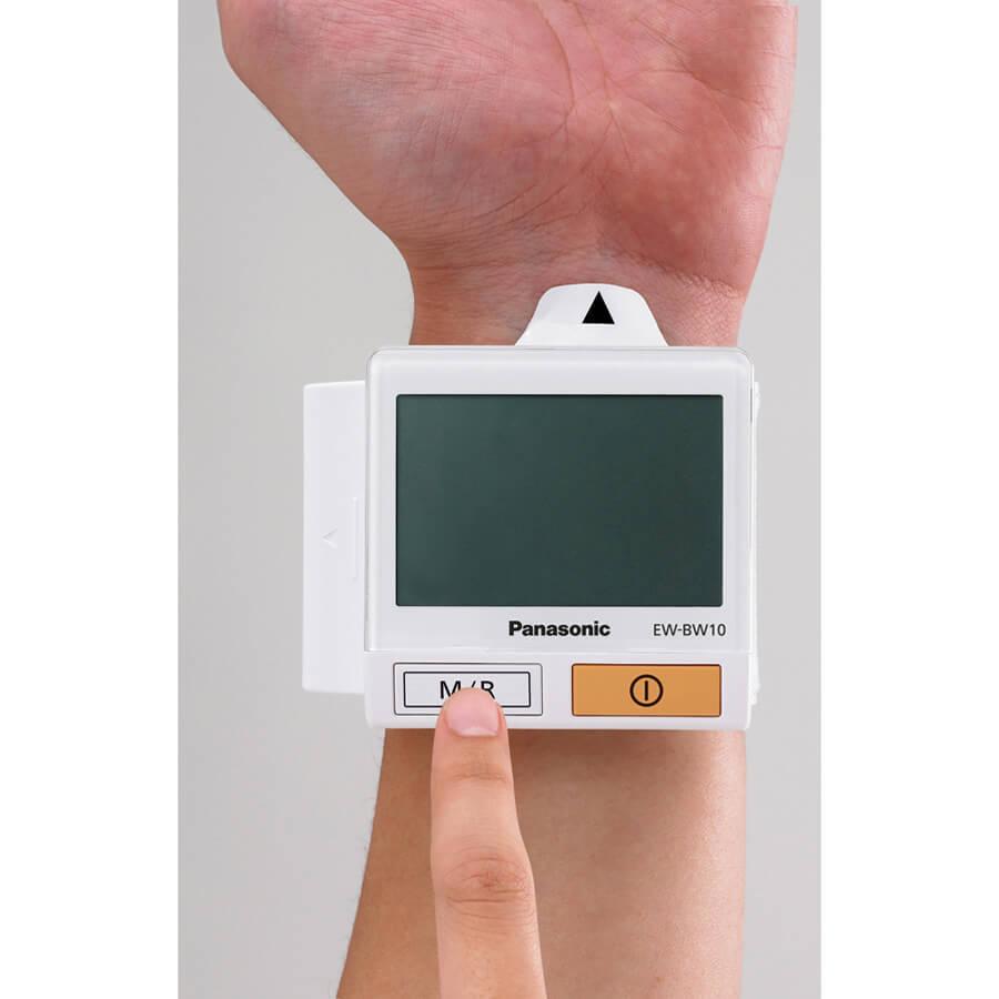 Panasonic verenpainemittari EWBW10_3