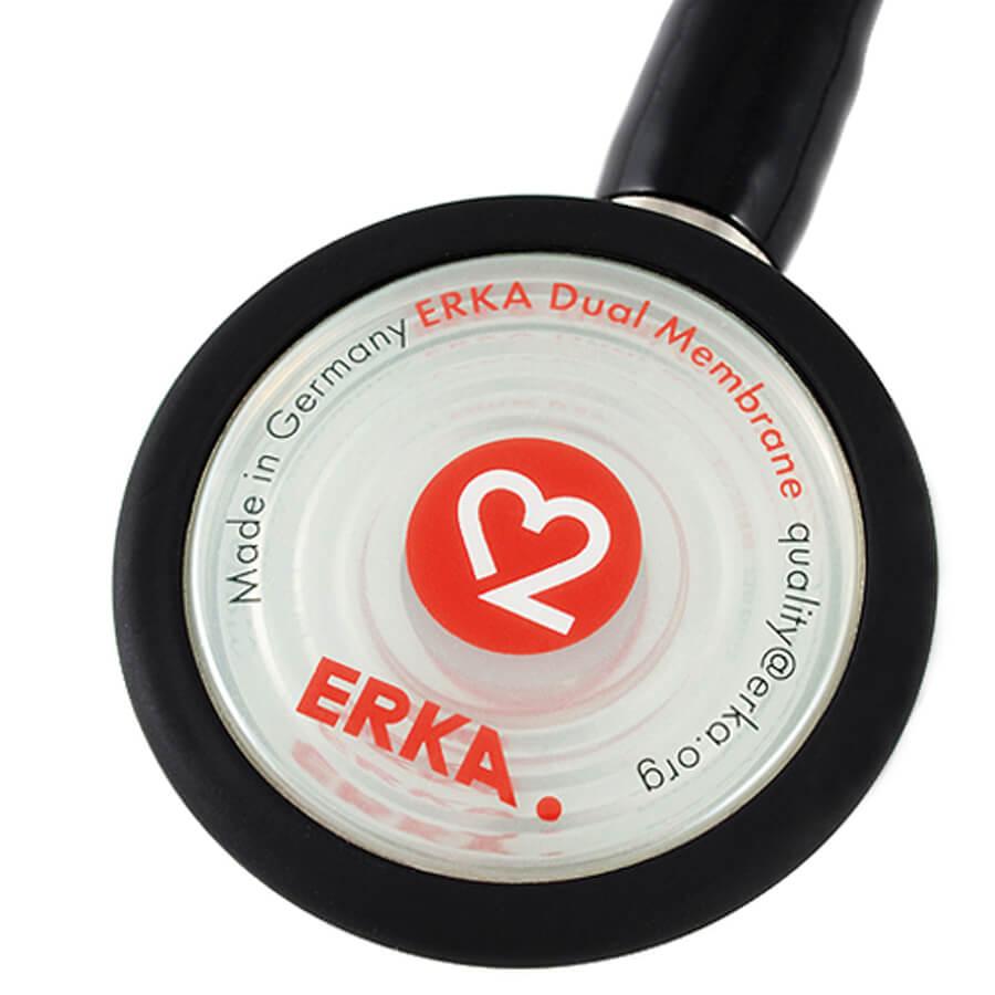 ERKA stetoskoopin patentoitu kaksoiskalvo 2